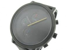 ヒュッゲの腕時計
