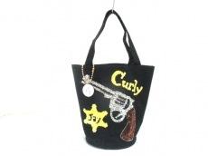 カーリージェイのトートバッグ
