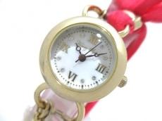 ハニーサロンの腕時計