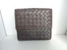 BOTTEGA VENETA(ボッテガヴェネタ)/Wホック財布