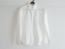 エイチアンドエム×コムデギャルソンのシャツブラウス
