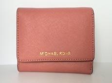 MICHAEL KORS(マイケルコース)/3つ折り財布