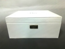 new styles f4923 f8ecd ディオールビューティー 小物入れ 白 メイクボックス 合皮 ...