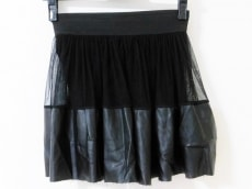 クーラーコロンのスカート