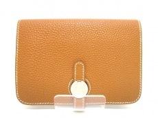 HERMES(エルメス)のドゴンコンパクトの2つ折り財布