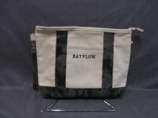 ベイフローのクラッチバッグ