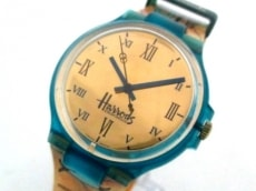 HARRODS(ハロッズ)/腕時計
