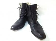 キミノリモリシタのブーツ