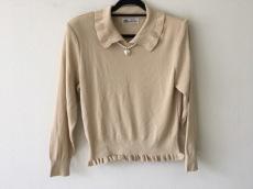ホワイト イタリヤードのセーター