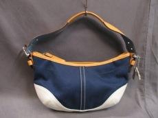 COACH(コーチ)のソーホーツイルホーボースモールバッグのショルダーバッグ