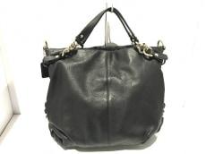 COACH(コーチ)のパーフォレイテッドレザーブルックのハンドバッグ
