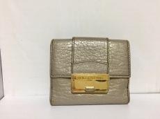 DOLCE&GABBANA(ドルチェアンドガッバーナ)/Wホック財布