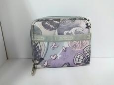 LESPORTSAC(レスポートサック)/2つ折り財布