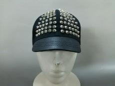 ジュリーブラックの帽子