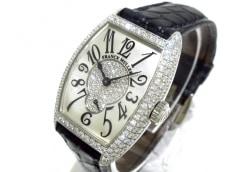 FRANCK MULLER(フランクミュラー) 腕時計 トノーカーベックス 1750S6PMDCD