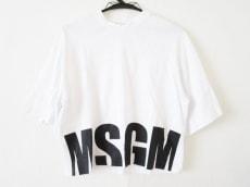 MSGM(エムエスジィエム)/カットソー