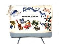KEITA MARUYAMA(ケイタマルヤマ)/クラッチバッグ