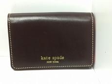 Kate spade(ケイトスペード)/名刺入れ