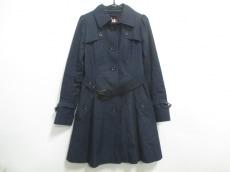 ブルーレーベルクレストブリッジのコート