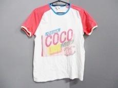 シャネルのTシャツ