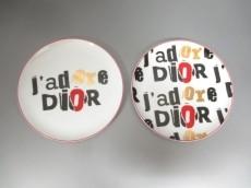 ディオール/クリスチャンディオールの食器