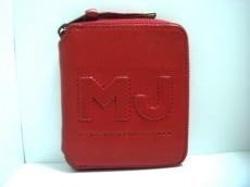 MARC BY MARC JACOBS(マークバイマークジェイコブス)/2つ折り財布