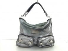 COACH(コーチ)のポピーレザースウィングのハンドバッグ