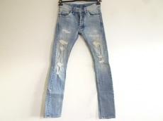 バックラッシュのジーンズ