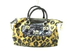 COACH(コーチ)のマディソン オセロットサブリナサッチェルのハンドバッグ