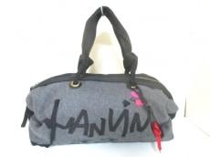 LANVIN(ランバン)のボストンバッグ
