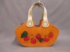エイキンドラムのハンドバッグ