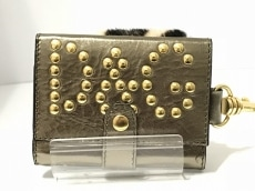 D&G(ディーアンドジー)/3つ折り財布