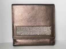 SWAROVSKI(スワロフスキー)/Wホック財布