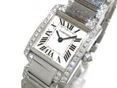 Cartier(カルティエ) 腕時計 タンクフランセーズSM WE1002SF