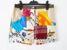 ラ プレスティックウィストンのスカート