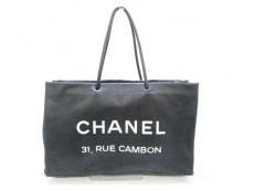 CHANEL(シャネル)のエッセンシャルトートのトートバッグ