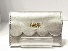 AHKAH(アーカー)/2つ折り財布