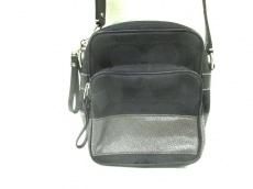 COACH(コーチ)のシグネチャーストライプ カメラバッグのショルダーバッグ