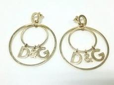 D&G(ディーアンドジー)/ピアス