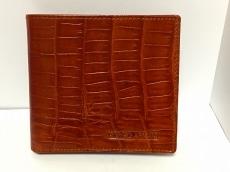 GIORGIOARMANI(ジョルジオアルマーニ)/2つ折り財布