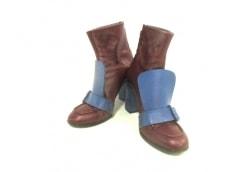 MSGM(エムエスジィエム)/ブーツ