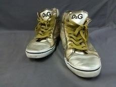 D&G(ディーアンドジー)/スニーカー