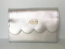 AHKAH(アーカー)/3つ折り財布
