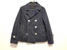 アイボリーコートのジャケット
