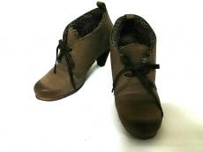 heel and toe(ヒールアンドトゥ)の靴