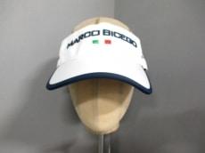 マルコ ビチェゴの帽子