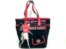 COACH(コーチ)のボニーキャンバストートのトートバッグ