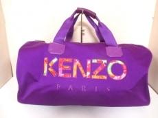 KENZO(ケンゾー)/ボストンバッグ