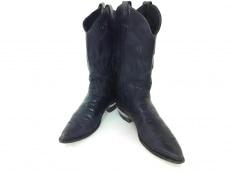 ジャスティンブーツのブーツ