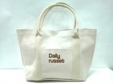 Daily russet(デイリーラシット)/トートバッグ